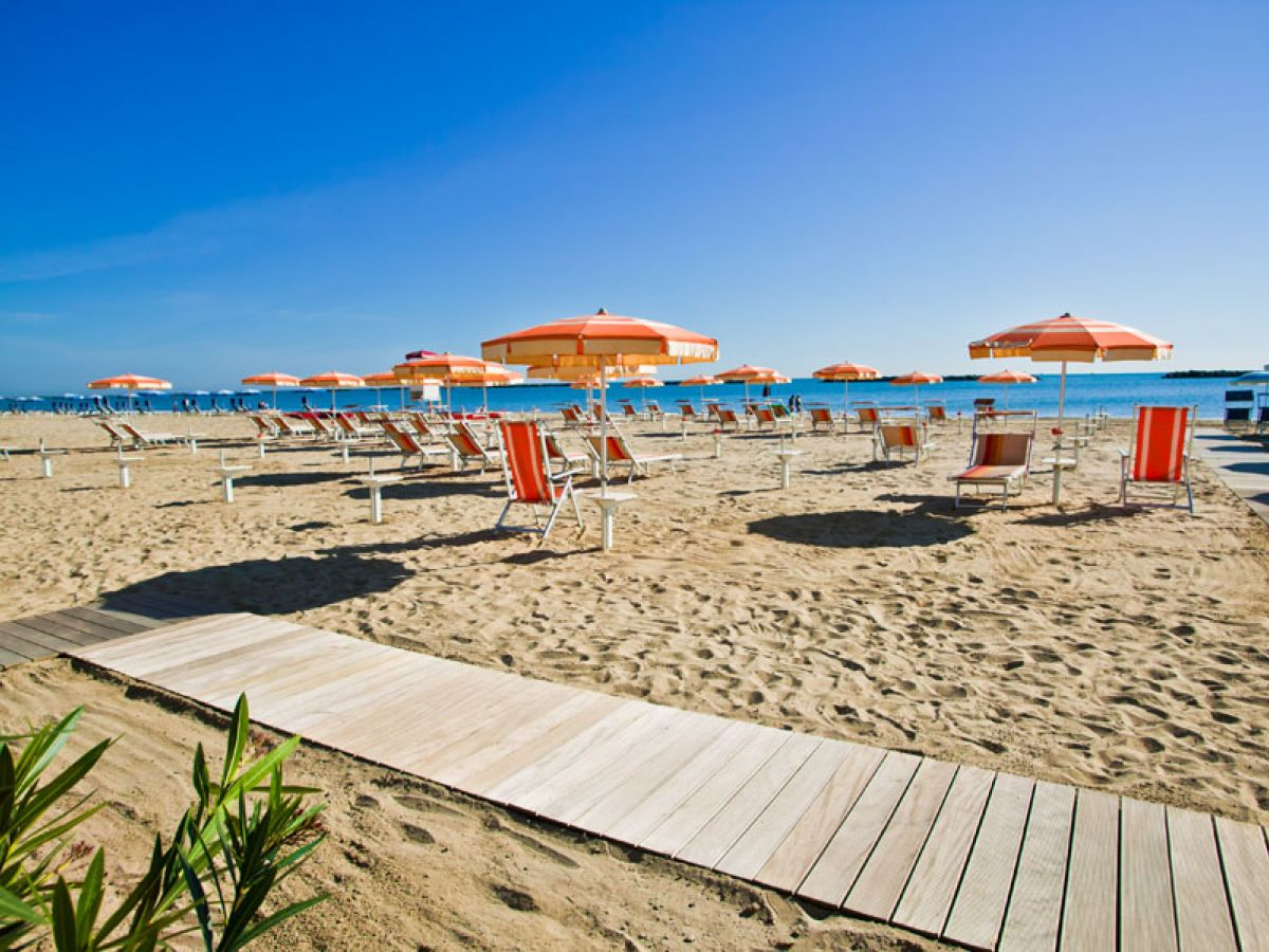*** Hotel Sporting Cesenatico - direttamente sulla sabbia